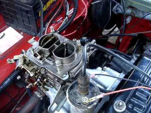 Ford Escort XR3 1.6 CHT - 1ª Partida