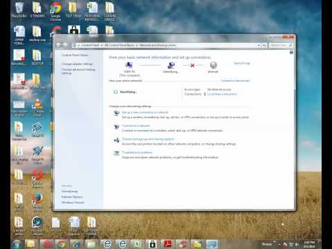 How To Enable Local Area Network In Windows 7