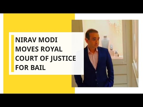 Nirav Modi moves Royal Court of Justice for bail