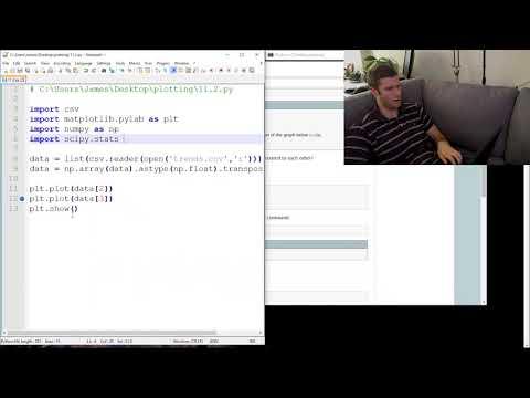 Class #18 – Data Visualization — CSCI 161 1 0 documentation