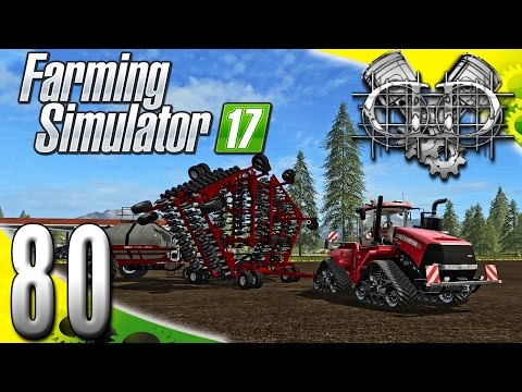 Farming Simulator 2017 Gameplay :EP80: 32 Meter Seeder! (PC HD Goldcrest Valley)