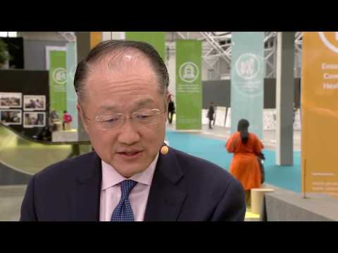 Inspire Interview: Dr. Jim Yong Kim, President, World Bank Group