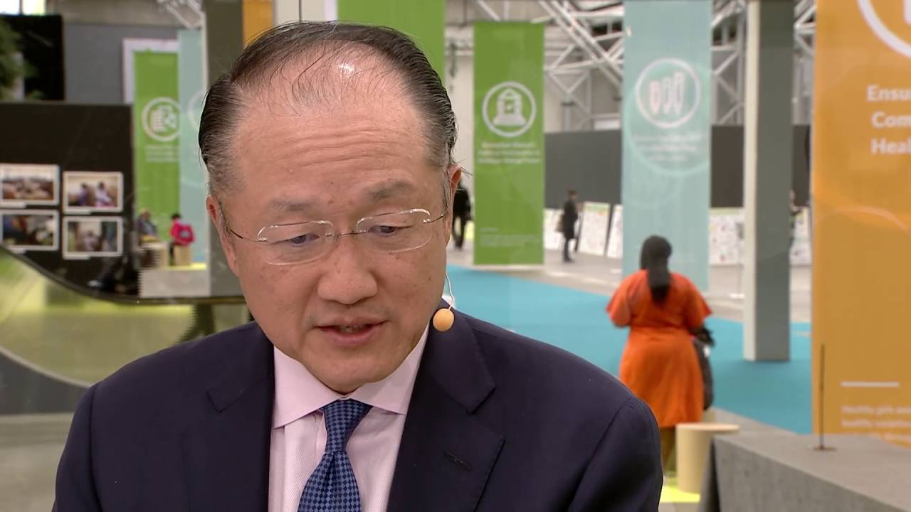 Women Deliver: Dr. Jim Yong Kim, President, World Bank Group