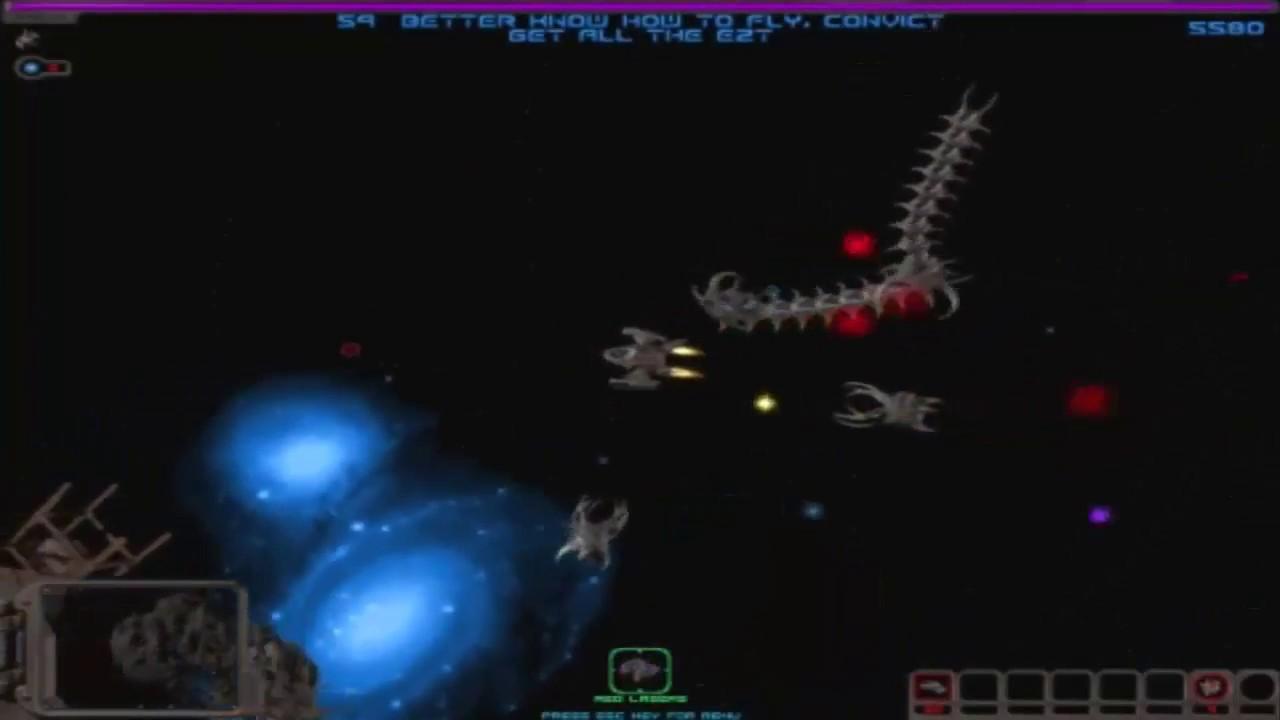 تحميل لعبة حرب الفضاء القديمة