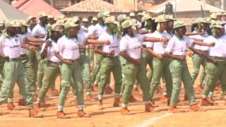 2016, NYSC Closing Ceremony