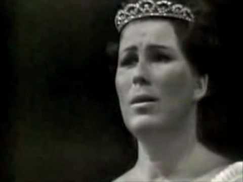 """Gundula Janowitz - Mozart - Zauberflöte """"Ach Ich Fühl's"""""""
