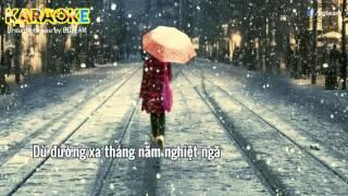 [Karaoke Việt] Thời gian chưng mưa Time boils the rain