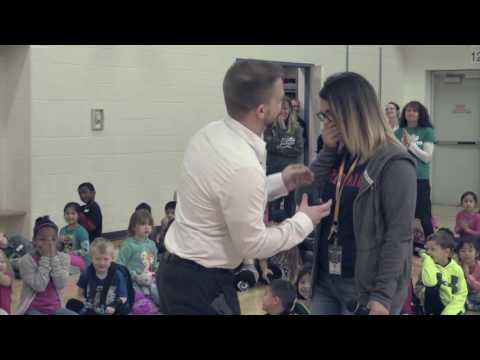 Belmont Elementary and Lincoln North Star High School Teachers Engagement