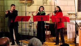 Sonate en Quatour Louis Antoine Dornel