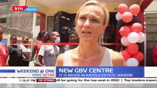 New GBV call Centre launched in Kayole Estate, Nairobi, it will cater for victims of violence