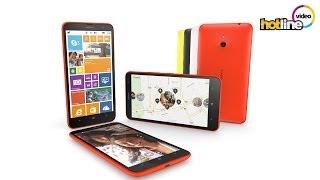 Обзор смартфона Nokia Lumia 1320