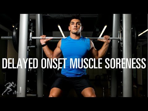 How to overcome delayed onset muscle soreness (DOMS)