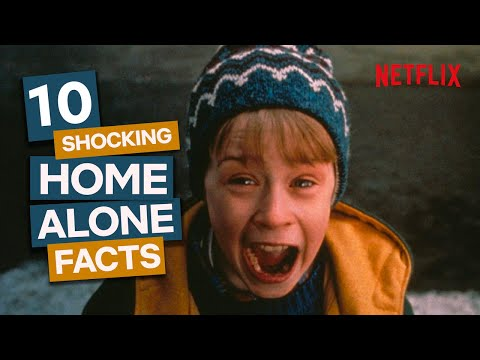 10 Amazing Home Alone Facts That'll Leave You Screaming | The Movies That Made Us