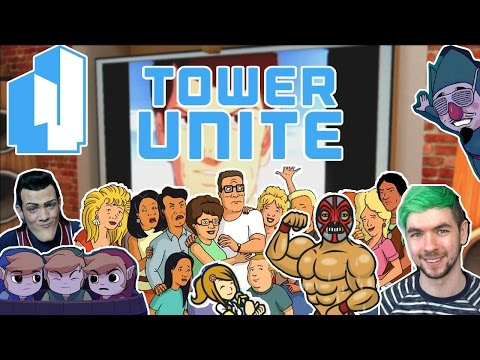 A N I M E A N D M E M E S | Tower Unite - Youtube and chill