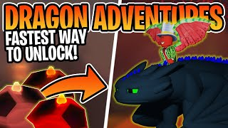 They Added A New Dragon And A Code In Roblox Dragon Adventures