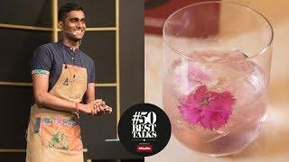 Vijay Mudaliar of Native Bar Singapore at #50BestTalks