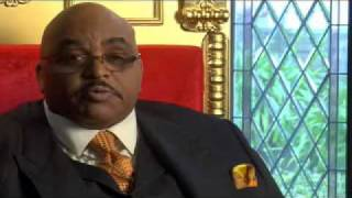 """In The Studio with Solomon Burke — New album """"Nothing's Impossible"""" -- out 4/6"""