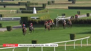 Vidéo de la course PMU PRIX RAYMOND DE BOUGLON