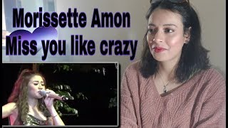 Morissette Amon 'Miss You Like Crazy'/REACTION