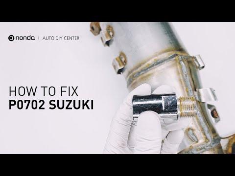How to Fix SUZUKI P0702 Engine Code in 2 Minutes [1 DIY Method / Only $94.24]