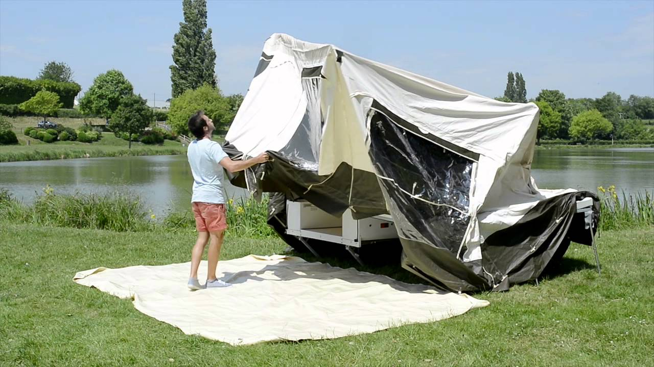 JAMETIC. Jamet Trailer Tents & JAMETIC - YouTube