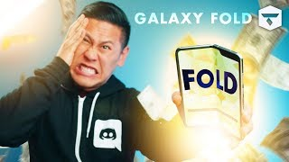 🤦‍♂️ I Can't Believe I Bought the Samsung Galaxy Fold - First Look: A Ton Of Regret?