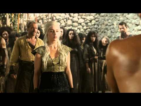 Game of Thrones Episode 8  Khal Drogo