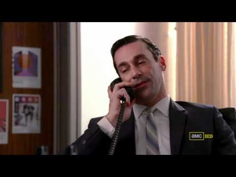 When Sally Draper gets a call... (VOSTFR)