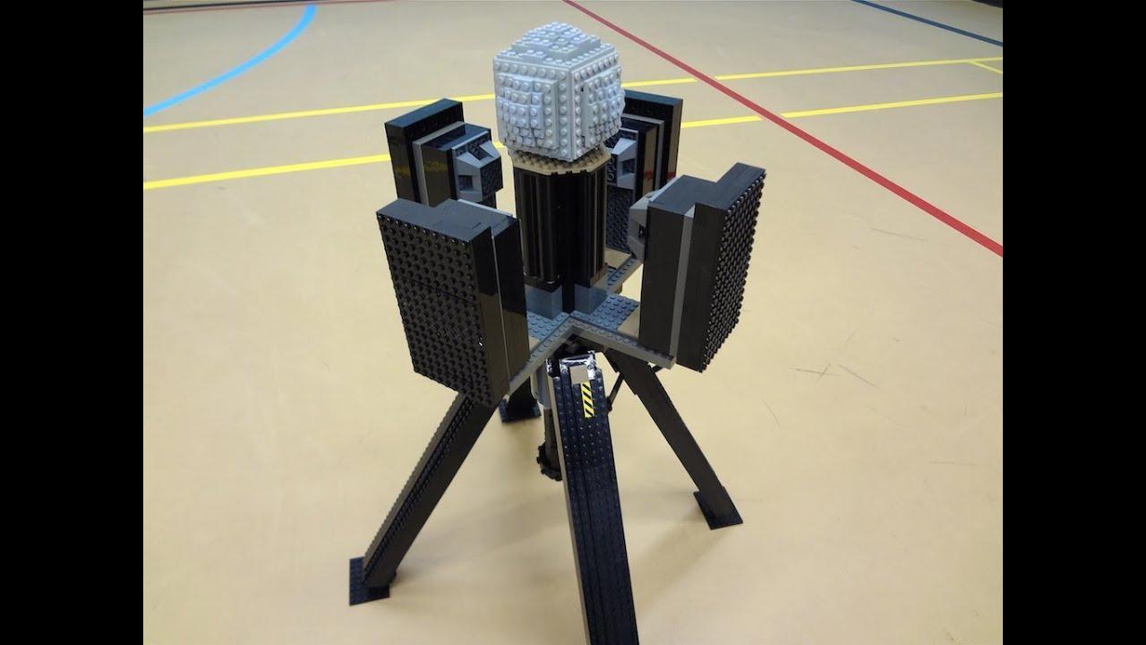 Lego Trophy System