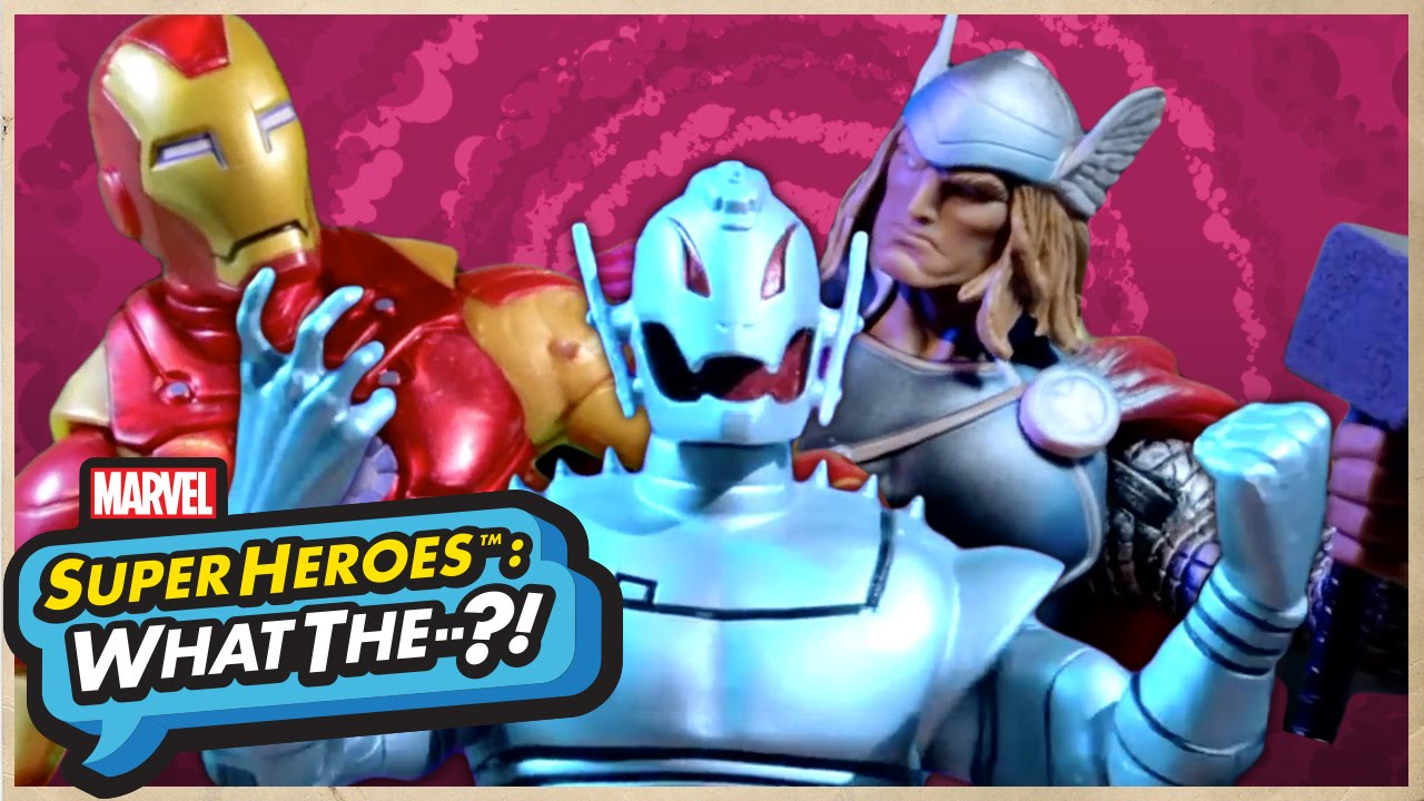 Marvel Super Heroes: What The--?! The Age Of ULTRON