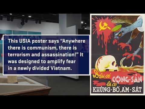 Propaganda Posters from the Vietnam War