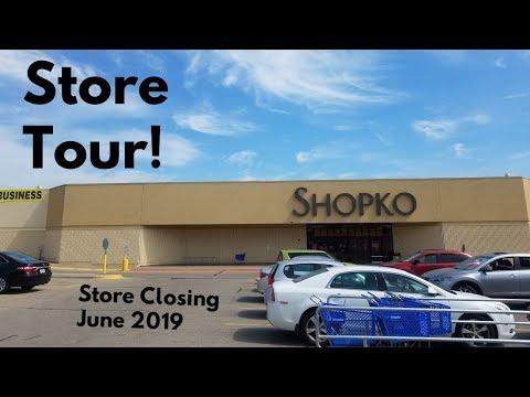 STORE TOUR: Shopko, Dubuque, IA