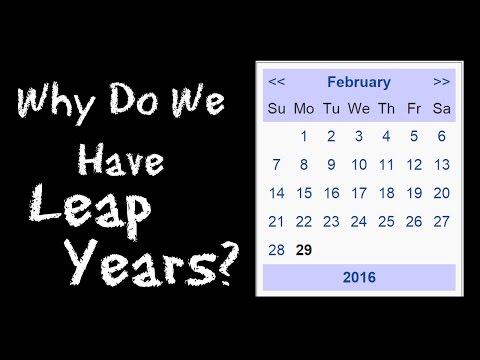 Why Do We Have Leap Years The History Of Leap Day
