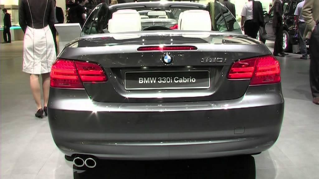 Bmw 330i Cabrio 2011  Autotallicom  YouTube