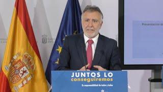 Canarias propone un desconfinamiento en cuatro fases