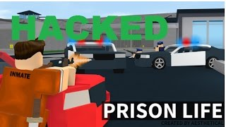 Roblox Prison Life Hack FREE and EASY!!!!!!!!!!!!!!!!!!!!!!!!!!!