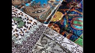 Comprei Mostrei: 4 lenços do Aliexpress Thumbnail
