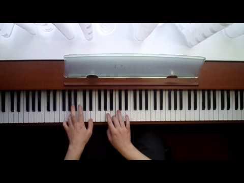 American Horror Story: Asylum - Dominique - Piano Solo