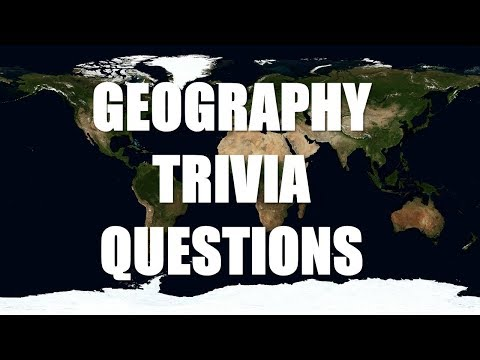 Repeat Hard Geography Quiz | Hard Geography Trivia by Trivia