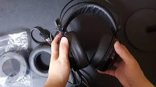 콕스 COX CH42 헤드폰 헤드셋 이어패드 이어 쿠션…