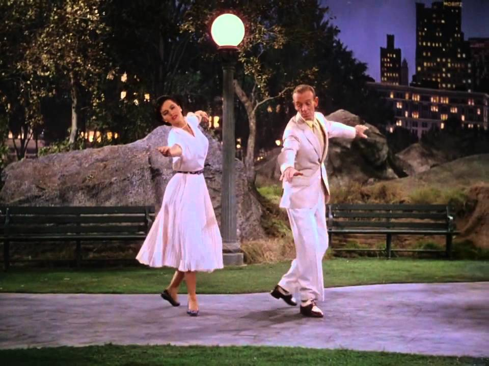 Dancing In The Dark By Fred Astaire And Cyd Charisse 1953 Youtube
