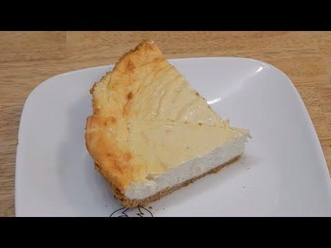 Simple & Basic Cheesecake Recipe