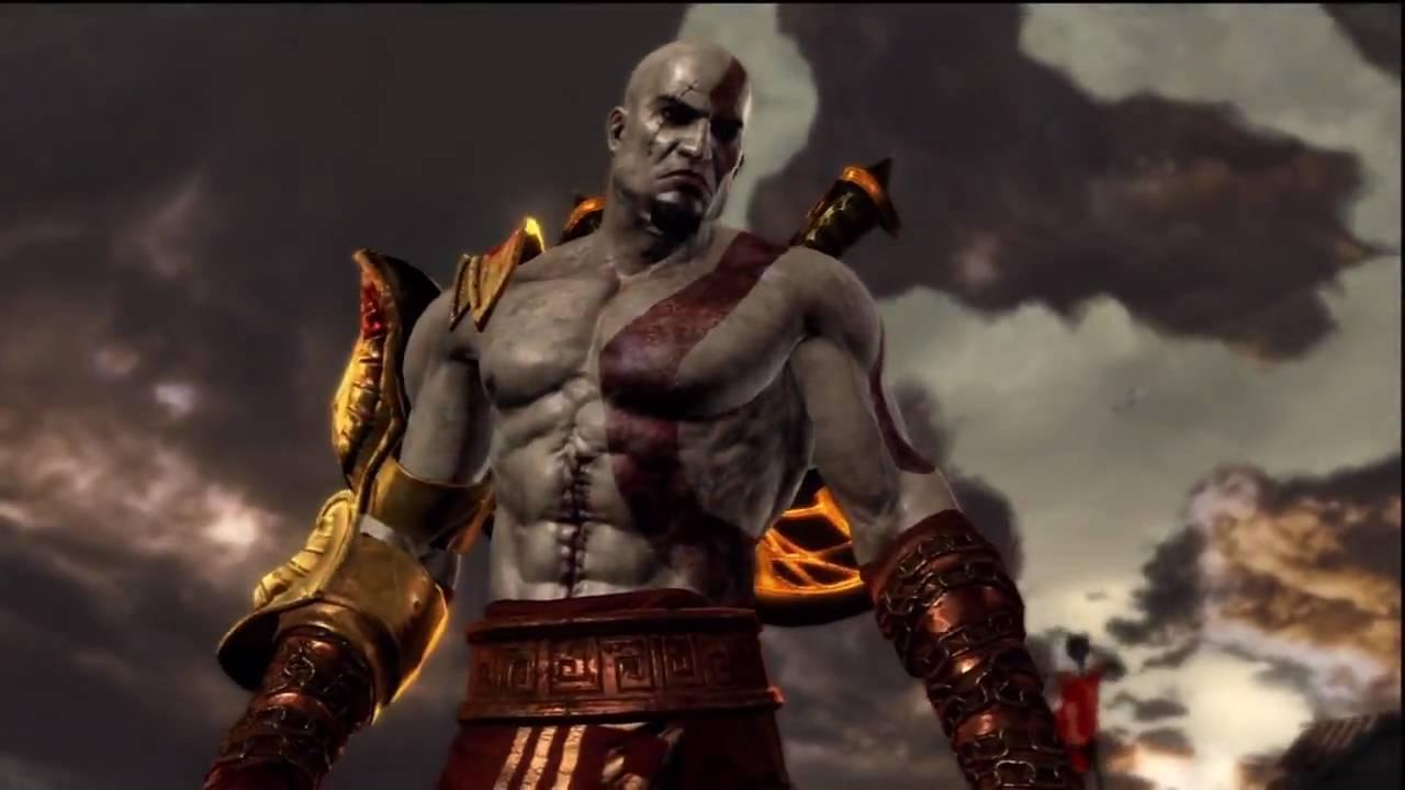 Resultado de imagen de god of war 3 kratos