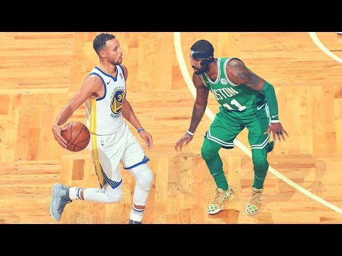Stephen Curry vs Kyrie Irving: Who Has the Better Handle?