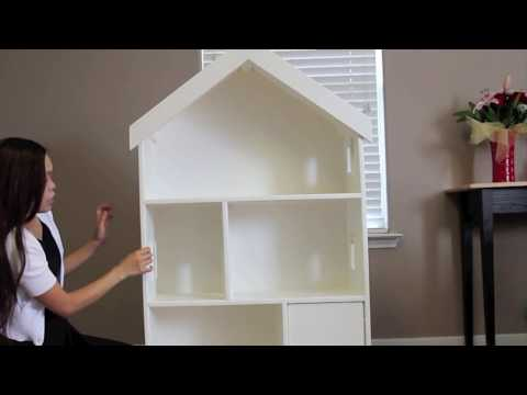 DIY Pottery Barn Kids Dollhouse Inspired