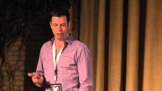How databases can be turned into Art: Geert Mul at TEDxTilburgUniversity