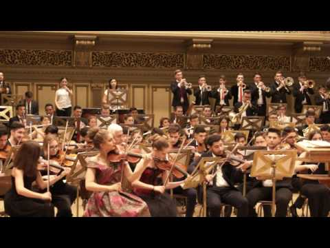 Concertul absolventilor Colegiului
