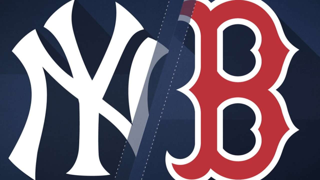 MLB playoffs live updates: Boston Red Sox vs Houston Astros score, TV channel