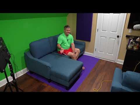 ashley jarreau sofa chaise sleeper review
