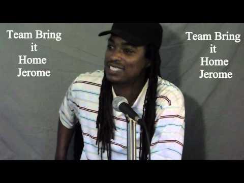 BringItHomeJerome Fantasy football press conference